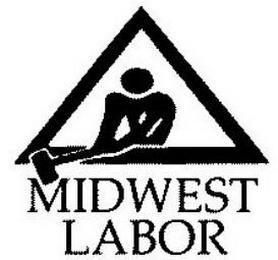 mark for MIDWEST LABOR, trademark #77367850