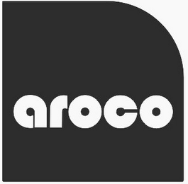 mark for AROCO, trademark #77369237
