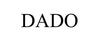 mark for DADO, trademark #77369801