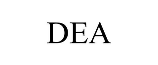 mark for DEA, trademark #77370457