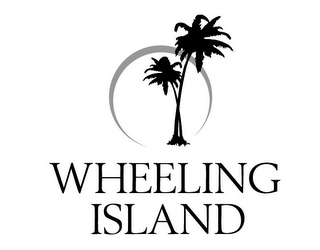 mark for WHEELING ISLAND, trademark #77374903