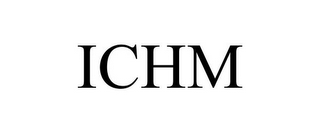 mark for ICHM, trademark #77375269