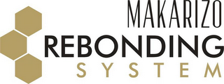 mark for MAKARIZO REBONDING SYSTEM, trademark #77380114