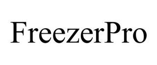 mark for FREEZERPRO, trademark #77380278