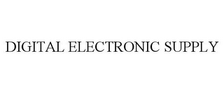 mark for DIGITAL ELECTRONIC SUPPLY, trademark #77380994