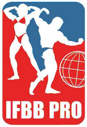 mark for IFBB PRO, trademark #77381217