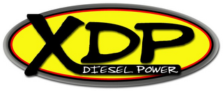 mark for XDP DIESEL POWER, trademark #77381886