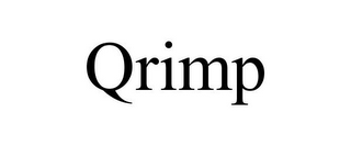 mark for QRIMP, trademark #77383164
