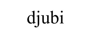 mark for DJUBI, trademark #77390350