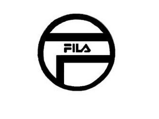 mark for F FILA, trademark #77391205