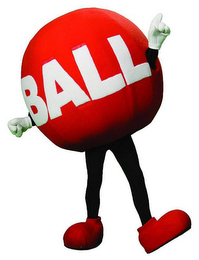 mark for BALL, trademark #77391723