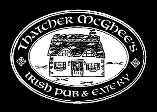 mark for THATCHER MCGHEE'S IRISH PUB & EATERY, trademark #77392851