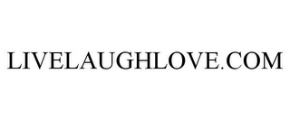 mark for LIVELAUGHLOVE.COM, trademark #77396502