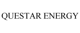 mark for QUESTAR ENERGY, trademark #77396862