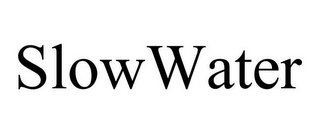 mark for SLOWWATER, trademark #77402443