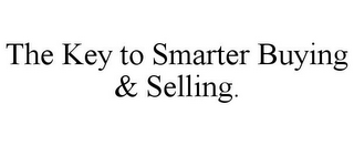 mark for THE KEY TO SMARTER BUYING & SELLING., trademark #77404964