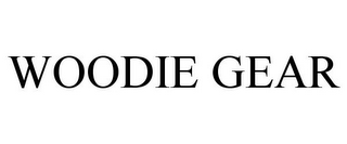 mark for WOODIE GEAR, trademark #77407456