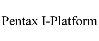 mark for PENTAX I-PLATFORM, trademark #77407469
