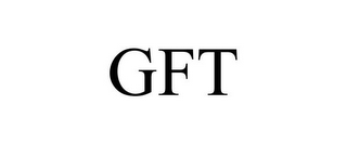 mark for GFT, trademark #77408648