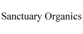 mark for SANCTUARY ORGANICS, trademark #77414332