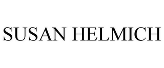 mark for SUSAN HELMICH, trademark #77415346