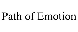 mark for PATH OF EMOTION, trademark #77415496