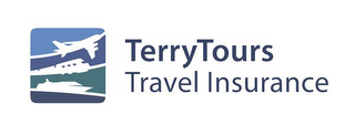 mark for TERRYTOURS TRAVEL INSURANCE, trademark #77416289
