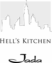 mark for HELL'S KITCHEN JADA, trademark #77417789