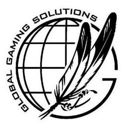 mark for GLOBAL GAMING SOLUTIONS, trademark #77420307
