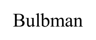 mark for BULBMAN, trademark #77420454