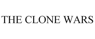 mark for THE CLONE WARS, trademark #77420486