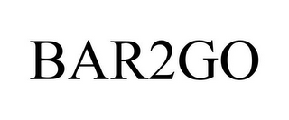 mark for BAR2GO, trademark #77420542