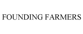 mark for FOUNDING FARMERS, trademark #77420612