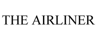 mark for THE AIRLINER, trademark #77421101