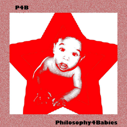 mark for P4B PHILOSOPHY4BABIES, trademark #77421238