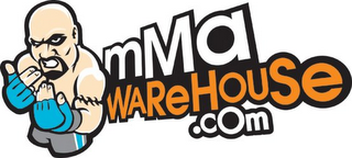 mark for MMAWAREHOUSE.COM, trademark #77421507