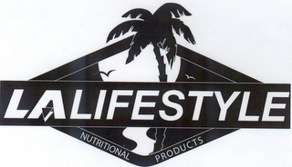 mark for LA LIFESTYLE NUTRITIONAL PRODUCTS, trademark #77423900