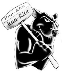 mark for RUN-RITE RUN-RITE, trademark #77425779