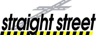 mark for STRAIGHT STREET, trademark #77426640