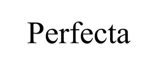mark for PERFECTA, trademark #77427631