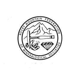 mark for ROCKY MOUNTAIN FEDERATION OF MINERALOGICAL SOCIETIES, trademark #77429037
