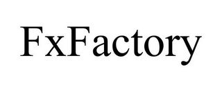 mark for FXFACTORY, trademark #77429452