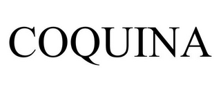 mark for COQUINA, trademark #77433131