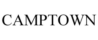 mark for CAMPTOWN, trademark #77433175