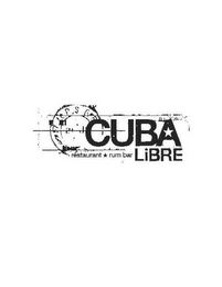 mark for CUBA LIBRE RESTAURANT RUM BAR, trademark #77435501