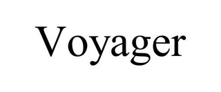mark for VOYAGER, trademark #77437854