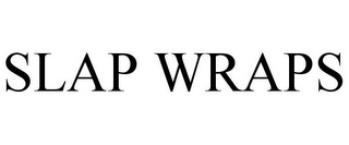 mark for SLAP WRAPS, trademark #77438673