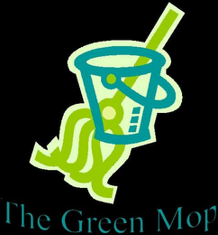 mark for THE GREEN MOP, trademark #77441087