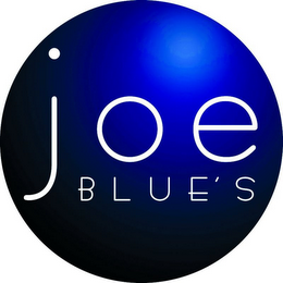 mark for JOE BLUE'S, trademark #77443061