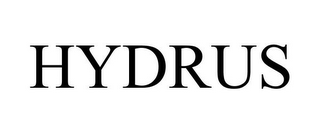 mark for HYDRUS, trademark #77444943